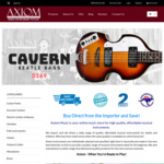 Axiom Music Coupons