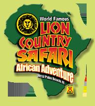 Lion Country Safari Vouchers