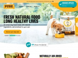 Pure Pet Food Promo Codes