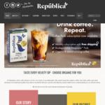 Republica Organic Promo Codes