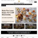 Royal Nut Company Promo Codes