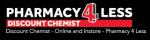 Pharmacy 4 Less Discount Code