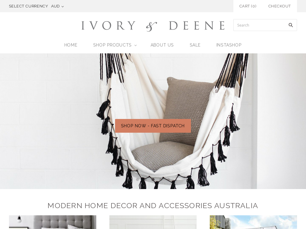 Ivory and Deene Promo Codes
