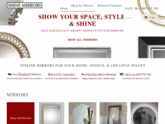 Shine Mirrors Discount Code