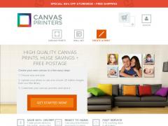 Canvas Printers Online Promo Code