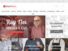 Chef Works Promo Codes