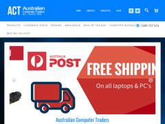 Australian Computer Traders Promo Code