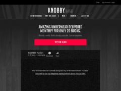 KNOBBY Promo Code