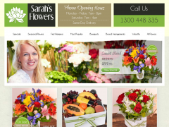 Sarah's Flowers Discount Code: 20% Off Sarah's Flowers Promo Code