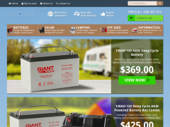 Aussie Batteries Discount Code: 20% Off Aussie Batteries