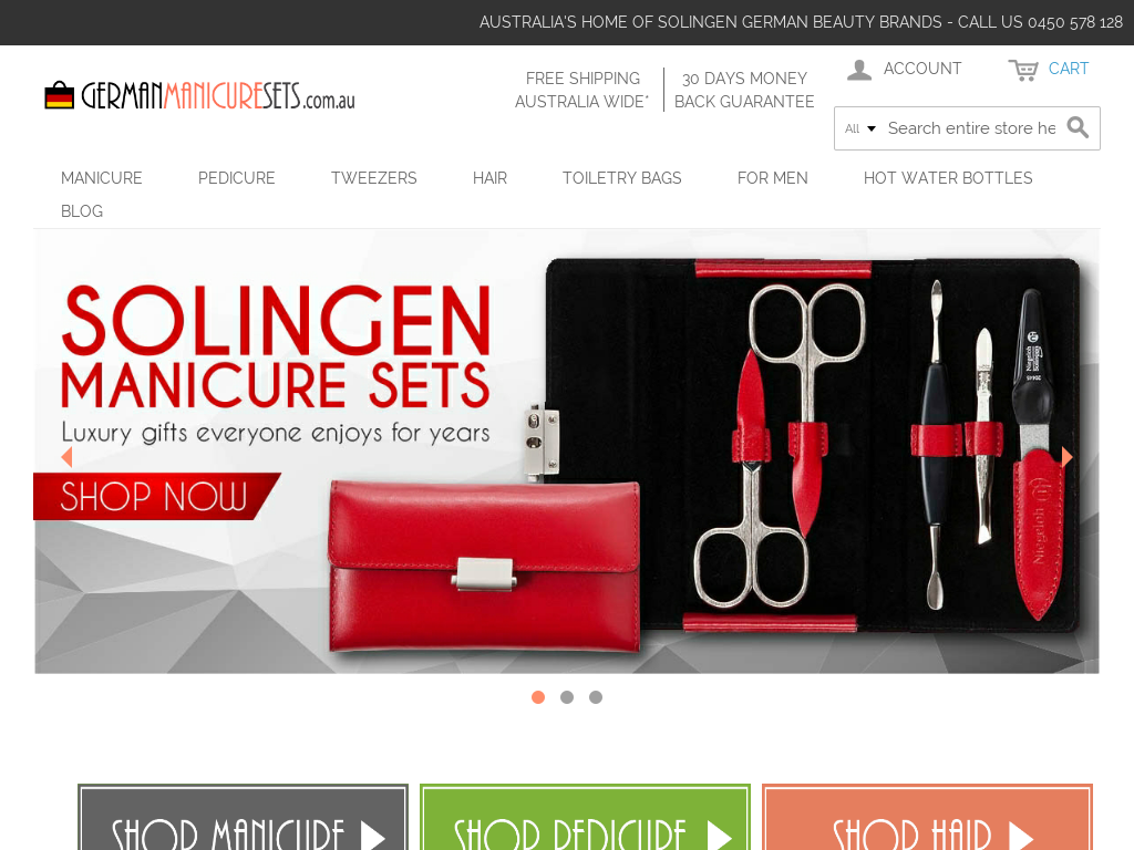 German Manicure Sets Promo Codes