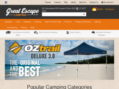 Great Escape Camping Promo Codes