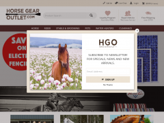 Horse Gear Outlet Promo Code