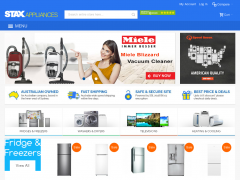 Stax Appliances Promo Codes