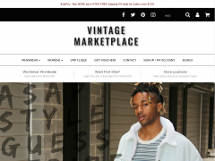 Vintage Marketplace Discount Code