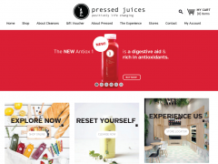 Pressed Juices Coupon Code