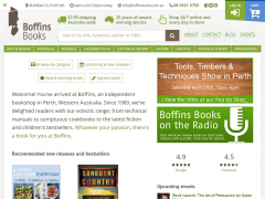 Boffins Books Coupon Code