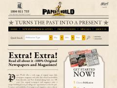 Paper World Promo Code