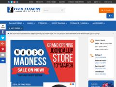 Flex Fitness Equipment Promo Code: 20% Off Flex Fitness