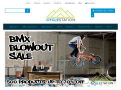 Cycle Station Promo Codes