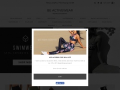 Be Activewear Promo Codes